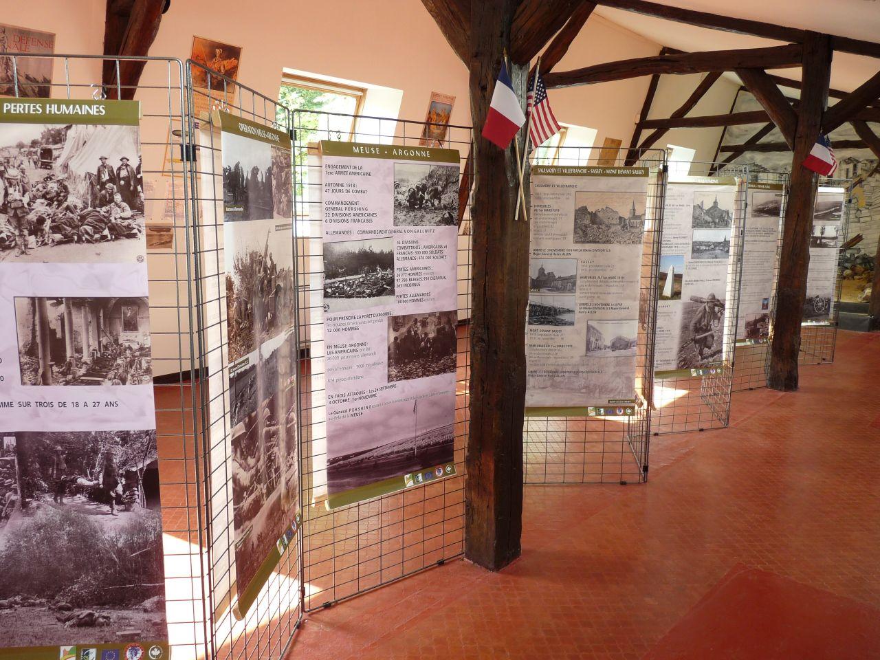 Maison de l 39 histoire du val dunois doulcon meuse - Origine du mot maison ...