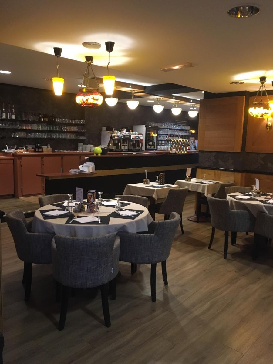 Le comptoir de ma tre kanter restaurant bar le duc - Restaurant le comptoir des voyages la rochelle ...