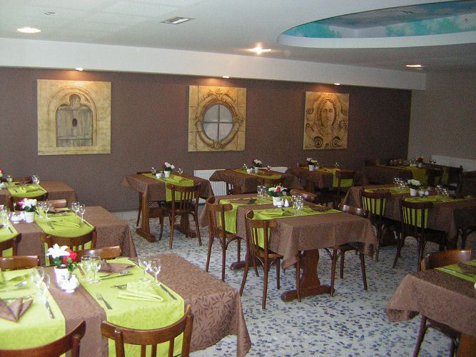 Hotel Restaurant Bertrand Bar Le Duc