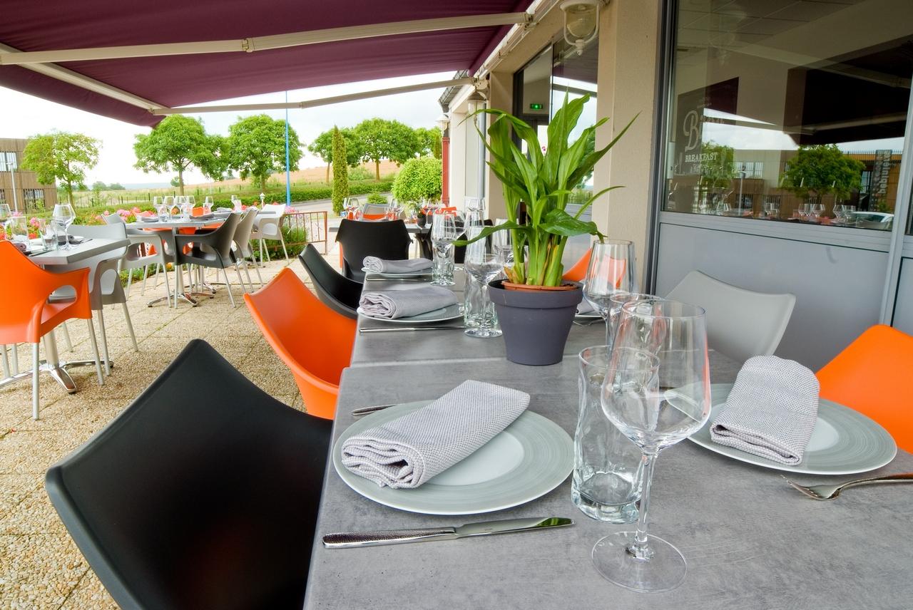 Hotel Restaurant De La Madeleine Commercy