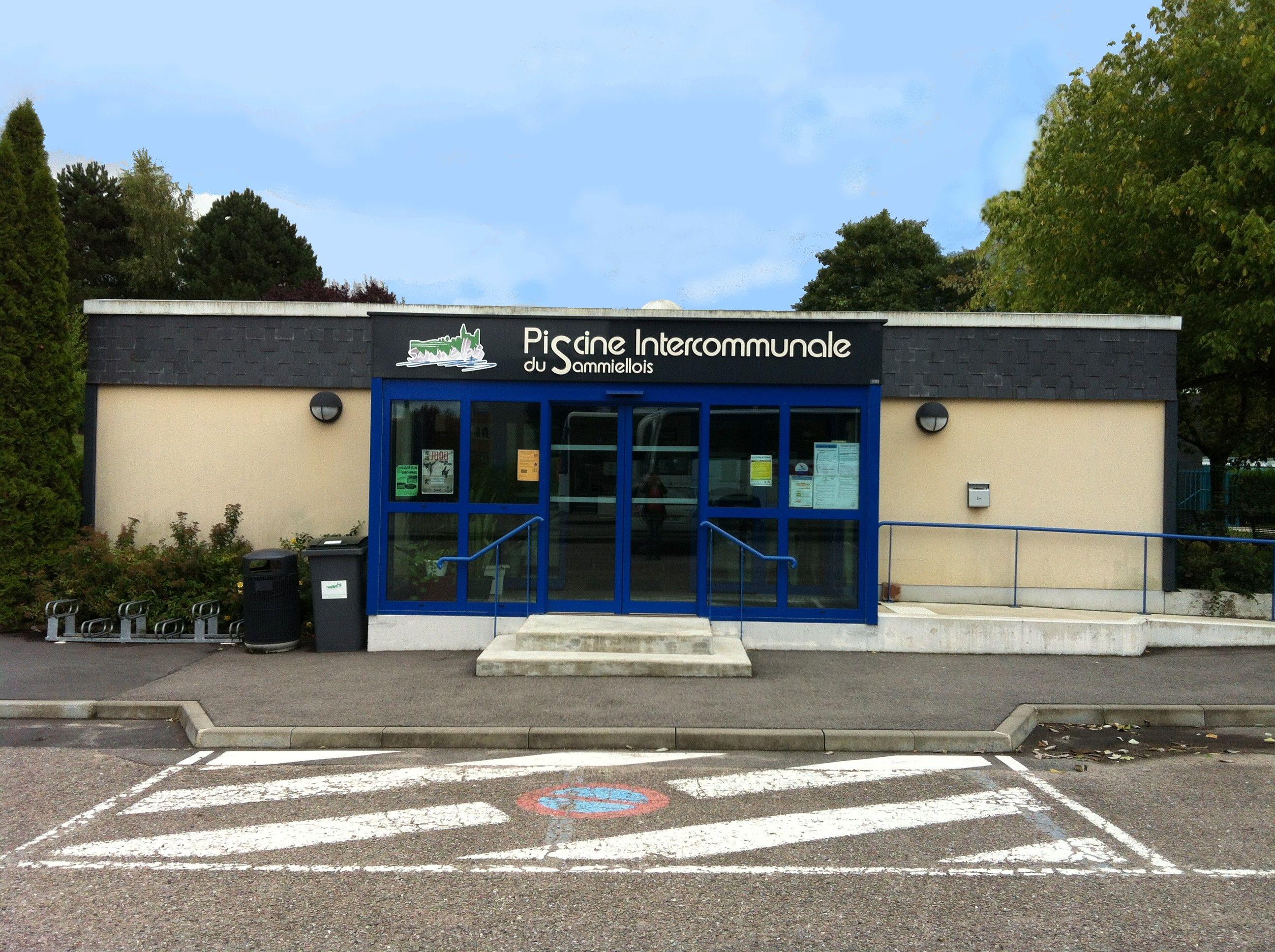 Piscine intercommunale du sammiellois for Piscine commercy