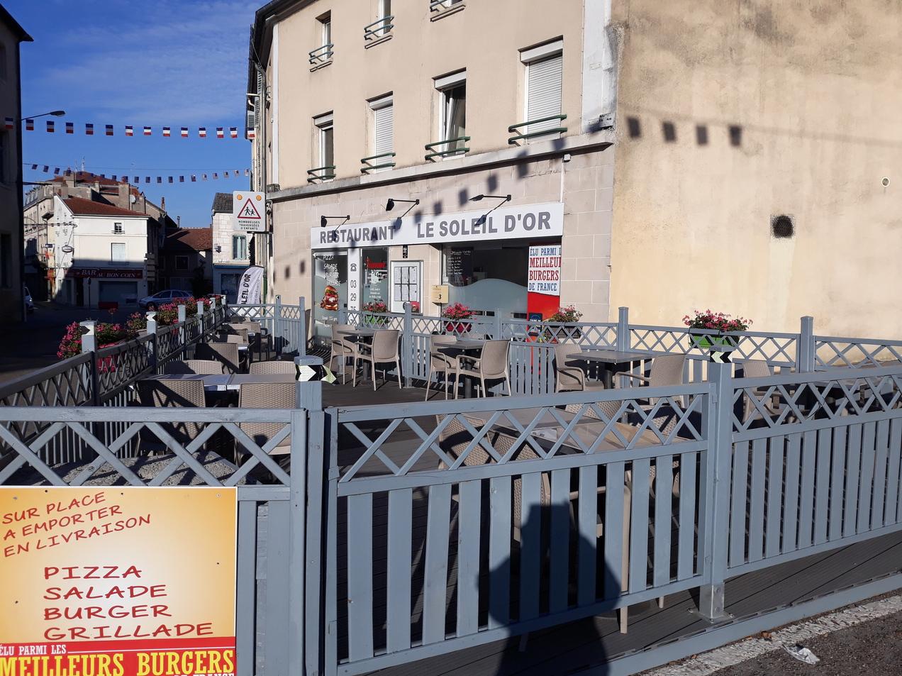 Restaurant A Saint Mihiel