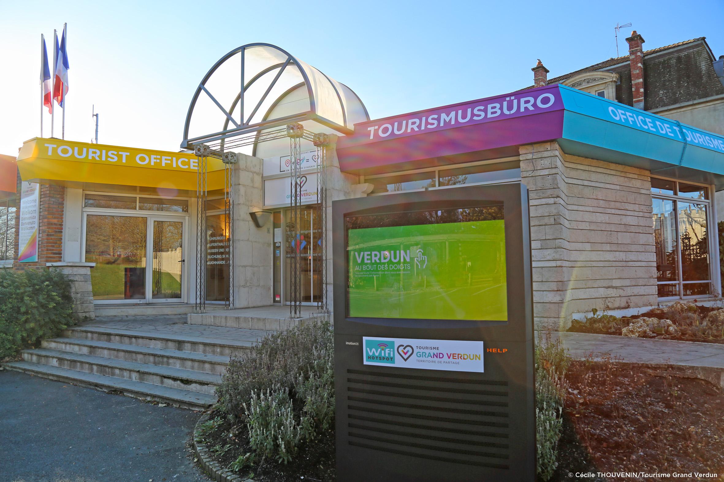 Tourisme grand verdun - Verdun office du tourisme ...